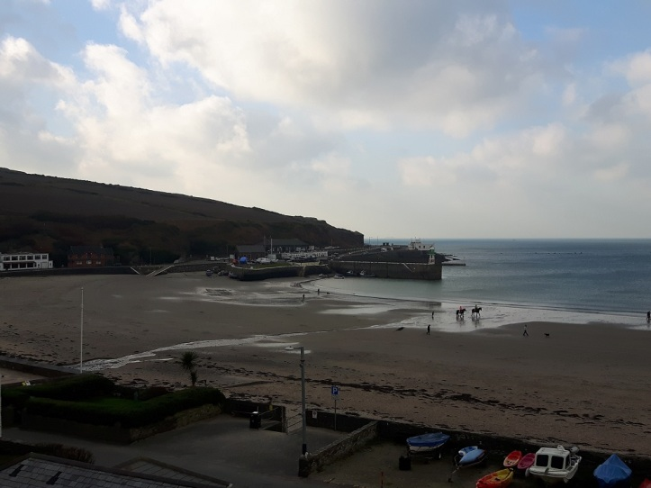port-erin-beach