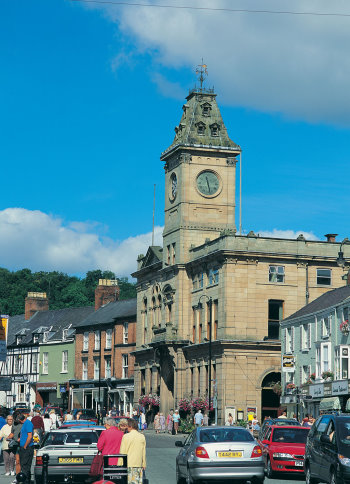 WelshpoolMid Wales Towns & Villages