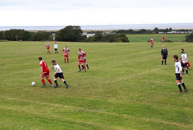 Prestatyn Sports vs Holywell Town - 15th July 2017 (100)