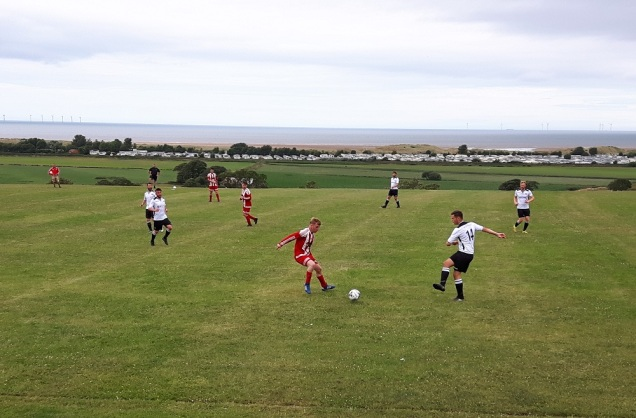Prestatyn Sports vs Holywell Town - 15th July 2017 (102)