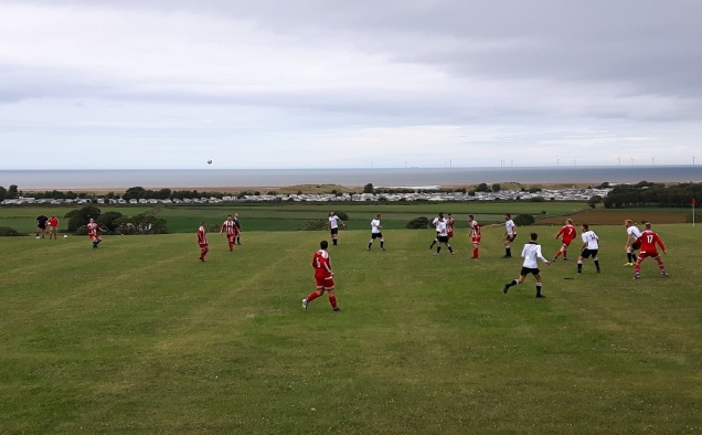 Prestatyn Sports vs Holywell Town - 15th July 2017 (105)