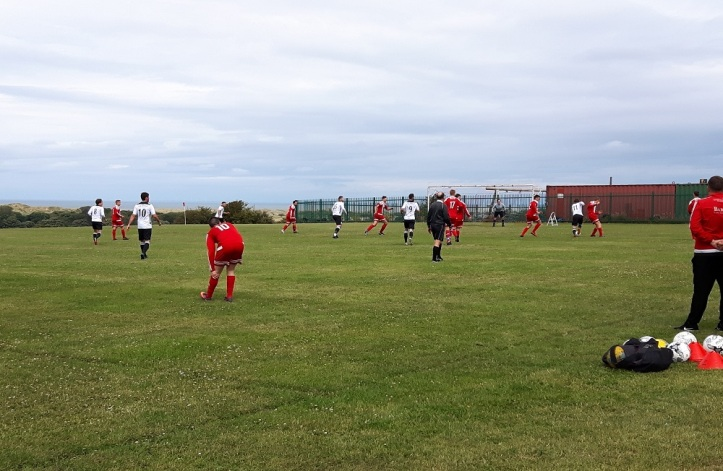 Prestatyn Sports vs Holywell Town - 15th July 2017 (25)