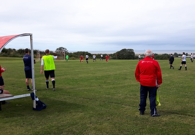 Prestatyn Sports vs Holywell Town - 15th July 2017 (27)