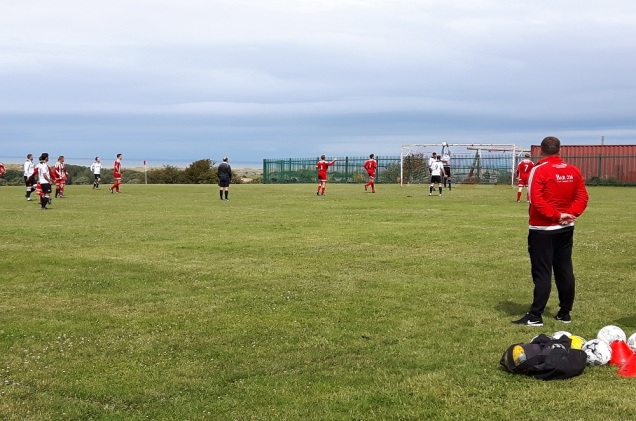 Prestatyn Sports vs Holywell Town - 15th July 2017 (37)