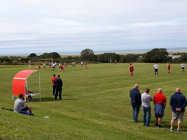 Prestatyn Sports vs Holywell Town - 15th July 2017 (53)