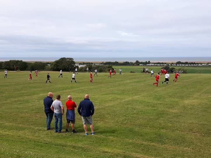 Prestatyn Sports vs Holywell Town - 15th July 2017 (57)
