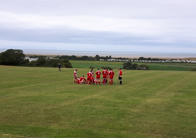 Prestatyn Sports vs Holywell Town - 15th July 2017 (65)
