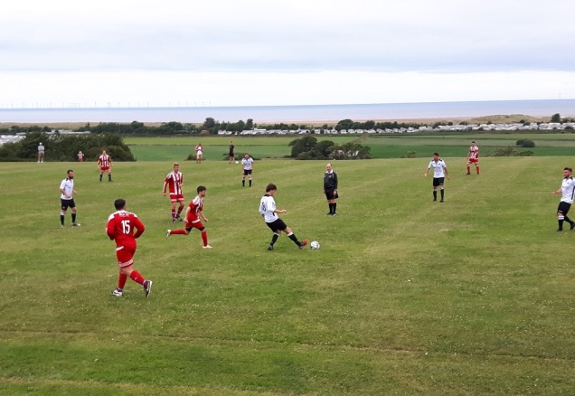 Prestatyn Sports vs Holywell Town - 15th July 2017 (81)