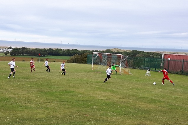 Prestatyn Sports vs Holywell Town - 15th July 2017 (89)