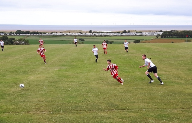 Prestatyn Sports vs Holywell Town - 15th July 2017 (92)