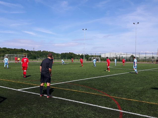 South Liverpool vs Holywell Town - 8th July 17