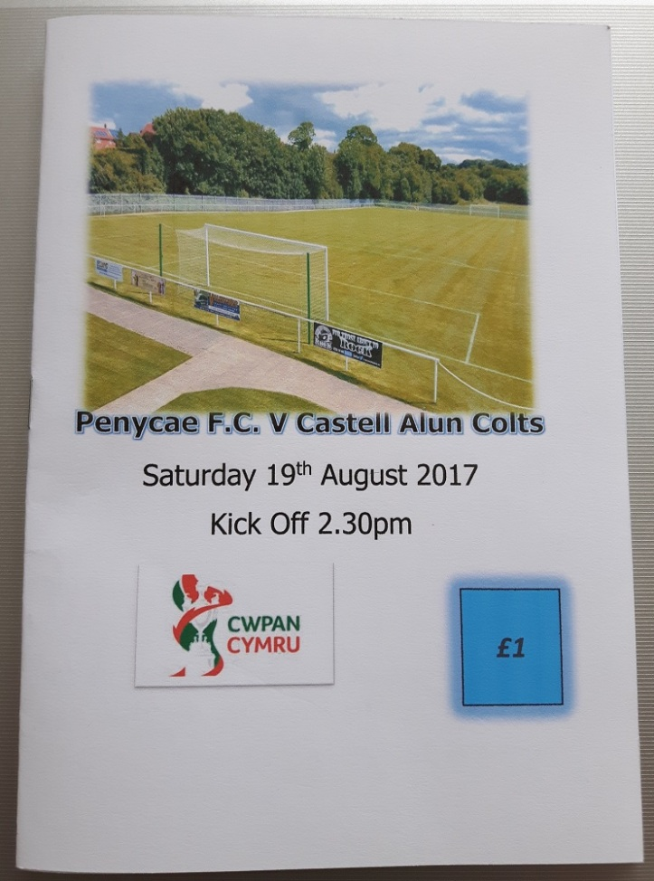 Penycae vs Castell Alun - 19th Aug 17 (102)