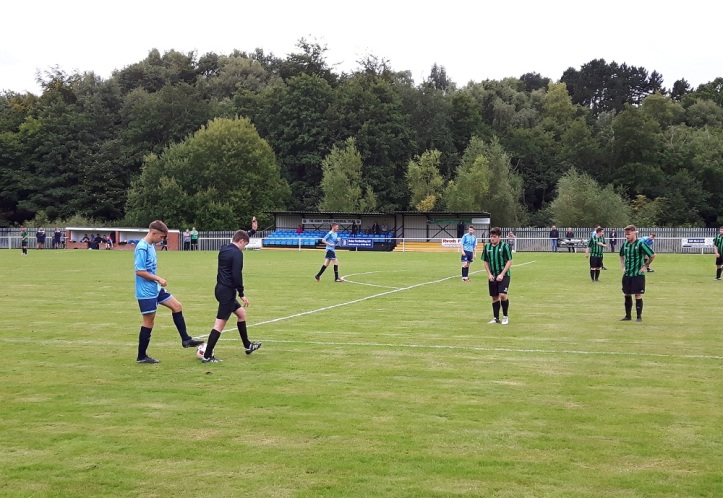 Penycae vs Castell Alun - 19th Aug 17 (86)