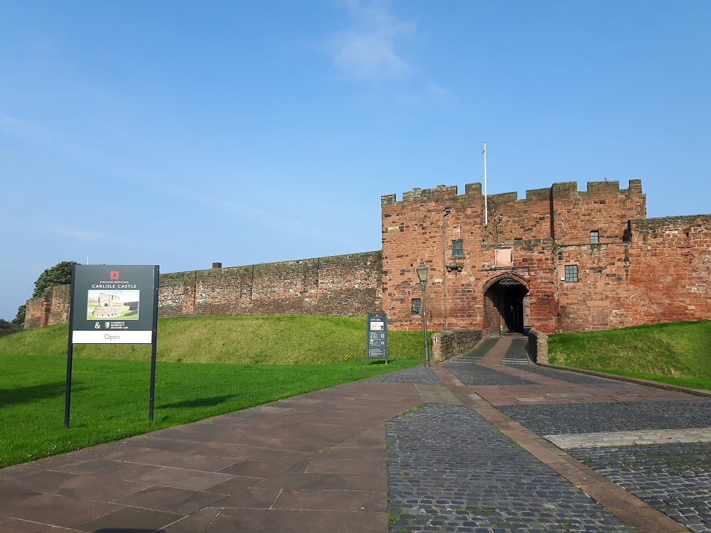 Carlisle Castle (1)
