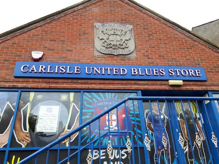 Carlisle Club Shop