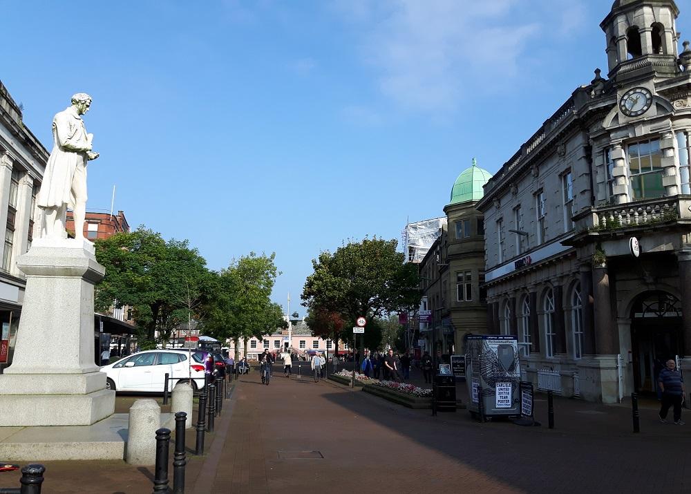 Carlisle High Street