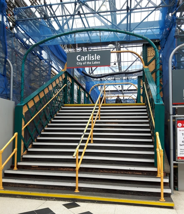 Carlisle Station - 25th Sept 17