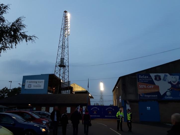 Carlisle vs Stevenage - 26th Sept 17 (1)