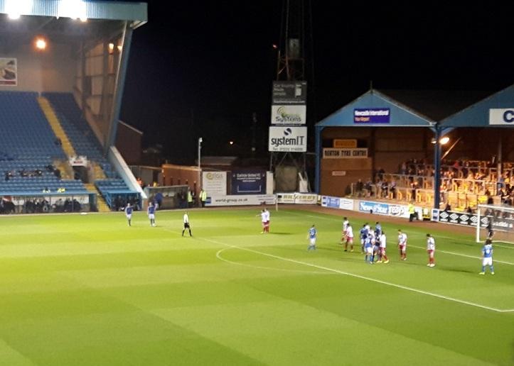 Carlisle vs Stevenage - 26th Sept 17 (10)