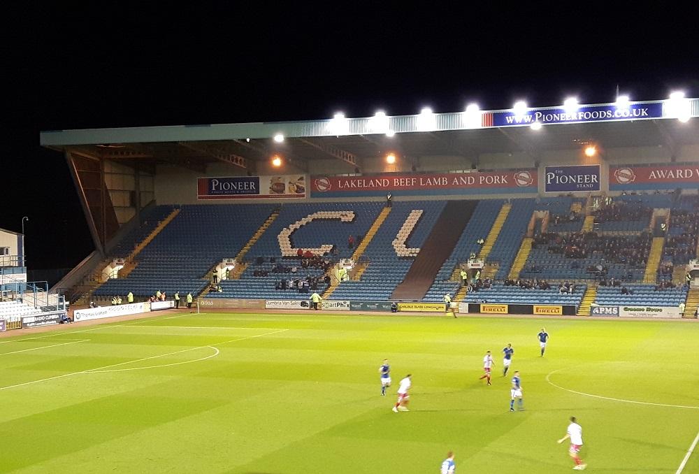 Carlisle vs Stevenage - 26th Sept 17 (11)