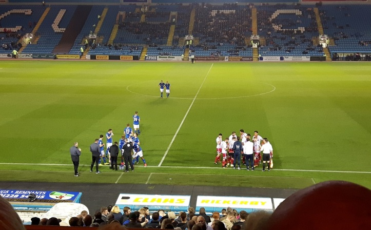 Carlisle vs Stevenage - 26th Sept 17 (14)