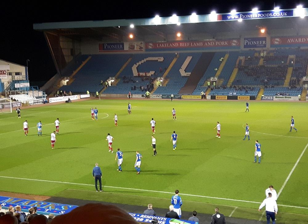 Carlisle vs Stevenage - 26th Sept 17 (19)