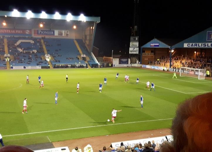 Carlisle vs Stevenage - 26th Sept 17 (21)