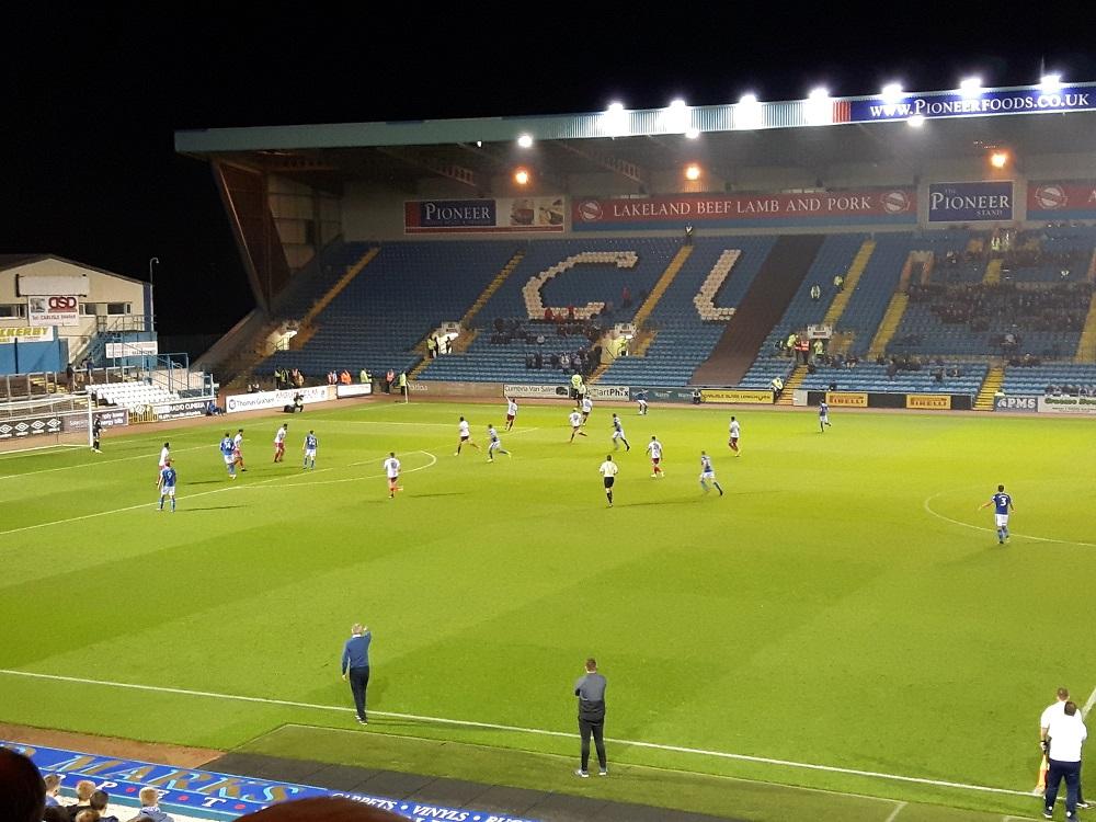Carlisle vs Stevenage - 26th Sept 17 (23)
