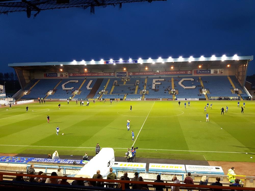 Carlisle vs Stevenage - 26th Sept 17 (5)