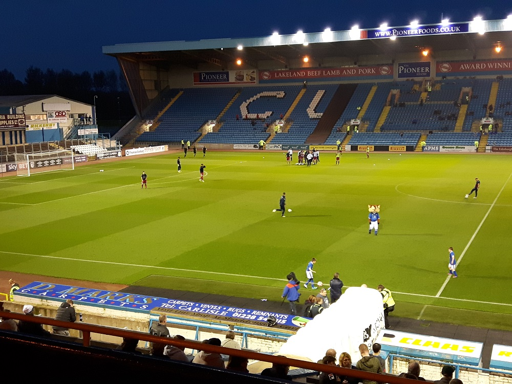 Carlisle vs Stevenage - 26th Sept 17 (7)