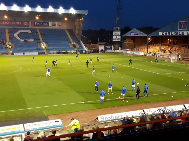 Carlisle vs Stevenage - 26th Sept 17 (8)