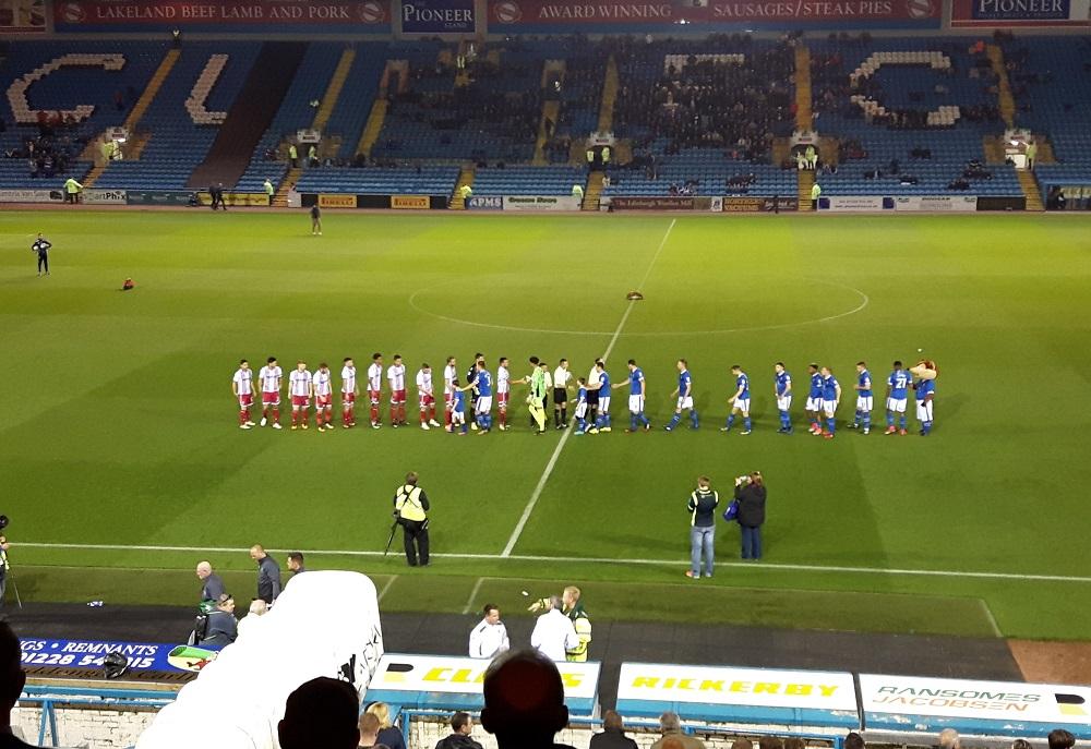 Carlisle vs Stevenage - 26th Sept 17 (9)