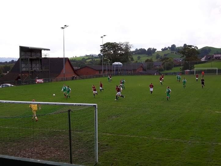 Llansantffraid vs Presteigne - 23rd Sept 2017 (100)
