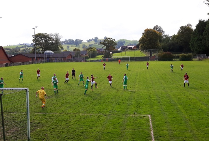 Llansantffraid vs Presteigne - 23rd Sept 2017 (103)