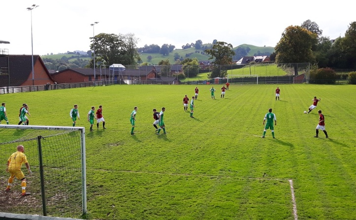 Llansantffraid vs Presteigne - 23rd Sept 2017 (111)