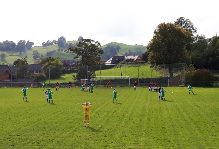Llansantffraid vs Presteigne - 23rd Sept 2017 (114)