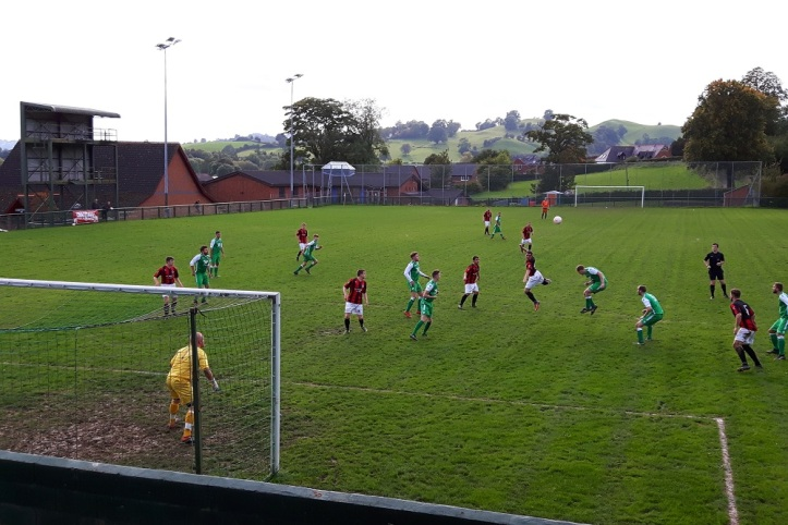 Llansantffraid vs Presteigne - 23rd Sept 2017 (122)