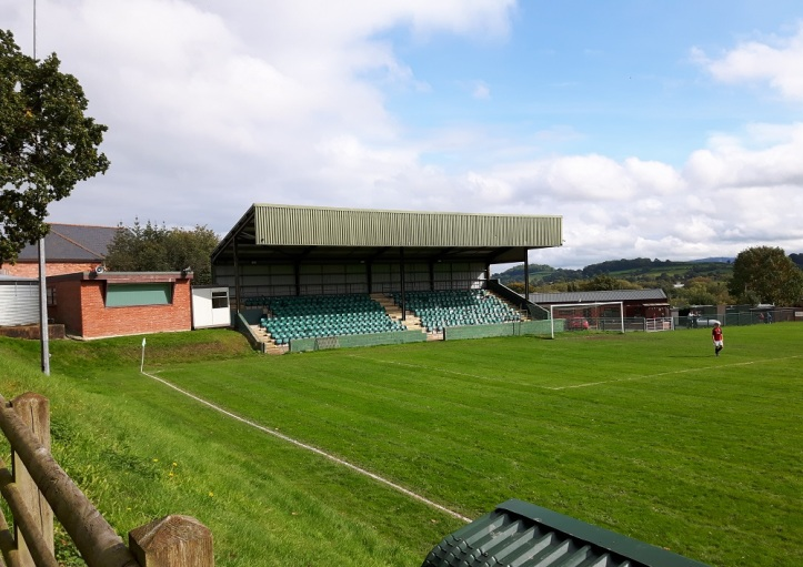 Llansantffraid vs Presteigne - 23rd Sept 2017 (27)