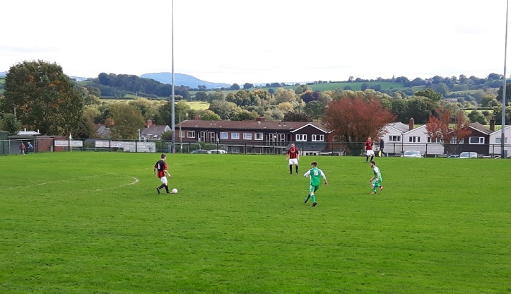 Llansantffraid vs Presteigne - 23rd Sept 2017 (32)