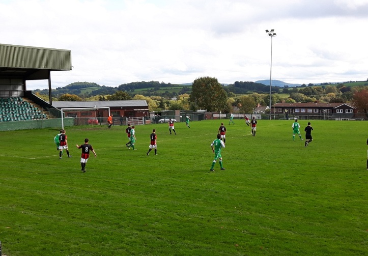 Llansantffraid vs Presteigne - 23rd Sept 2017 (35)