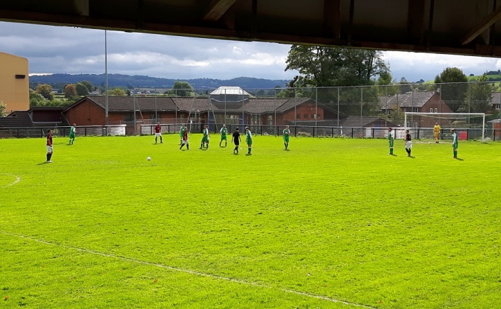 Llansantffraid vs Presteigne - 23rd Sept 2017 (38)
