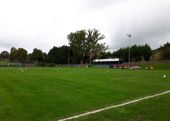 Llansantffraid vs Presteigne - 23rd Sept 2017 (4)