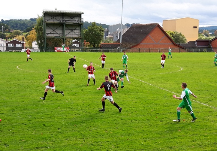 Llansantffraid vs Presteigne - 23rd Sept 2017 (45)