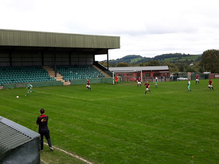 Llansantffraid vs Presteigne - 23rd Sept 2017 (49)