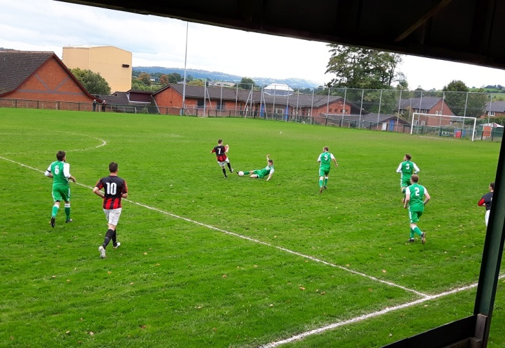 Llansantffraid vs Presteigne - 23rd Sept 2017 (52)