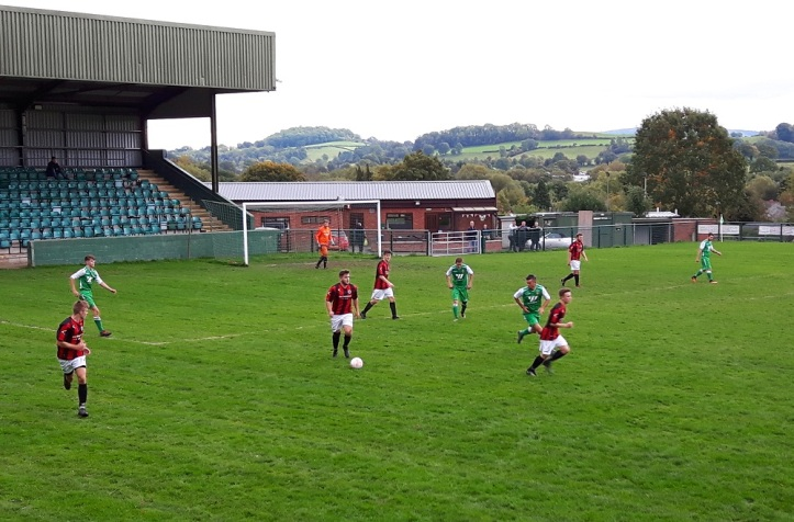 Llansantffraid vs Presteigne - 23rd Sept 2017 (71)
