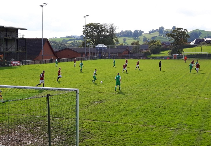 Llansantffraid vs Presteigne - 23rd Sept 2017 (91)