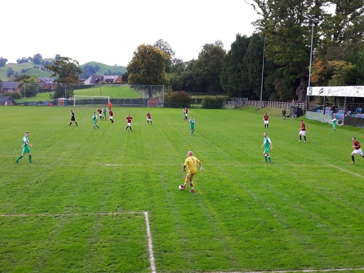 Llansantffraid vs Presteigne - 23rd Sept 2017 (98)