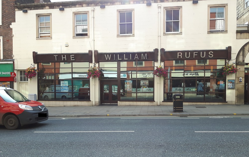 William Rufus Pub