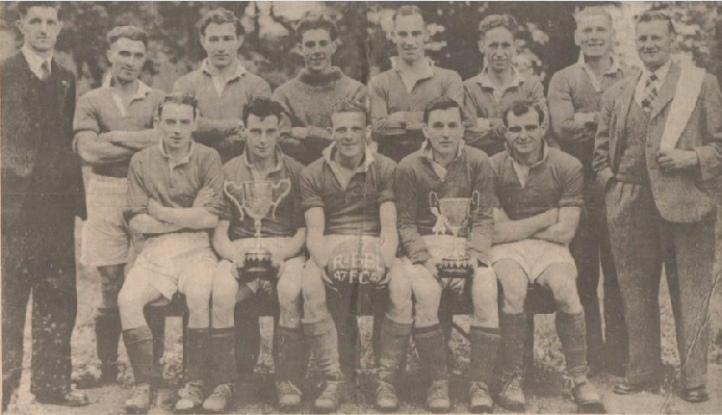 1948 Rhostyllen & Bersham BL